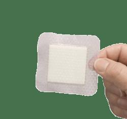 Decifera foam silicone border thin